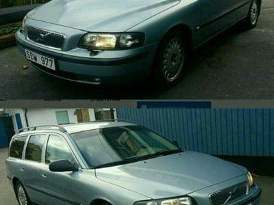begagnad Volvo V70 2.4 -01
