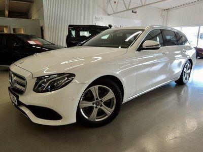 begagnad Mercedes E200 Burmeister/Drag/Nav