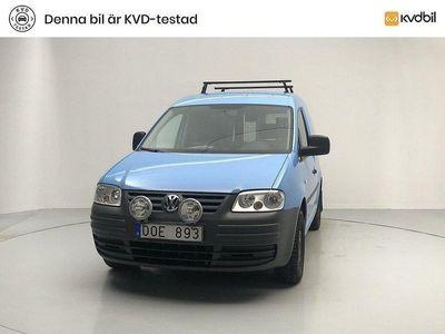 begagnad VW Caddy 2.0 SDI Skåp (70hk)