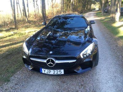 begagnad Mercedes AMG GT S AMG 650 hk