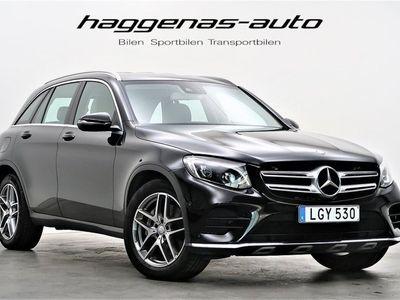 begagnad Mercedes GLC220 d 4M 4MATIC / 9G-Tronic / AMG