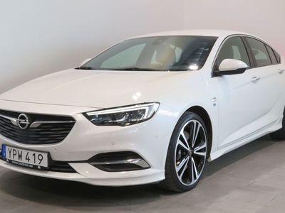 begagnad Opel Insignia Business 2.0 4x4 NAV / Backkamera