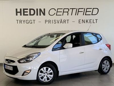 begagnad Hyundai ix20 1.6 CRDi Manuell 115HK *V-hjul*