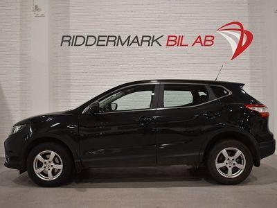 begagnad Nissan Qashqai 1.6 dCi 4x4 Eu6 130hk NAVI BACKKAMERA