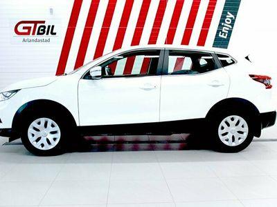 begagnad Nissan Qashqai 1.2 DIG-T Euro 6 115hk Visia