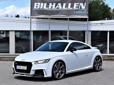 begagnad Audi TT RS 2.5 TFSI 400hk OLED Bang olufsen