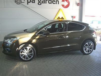 begagnad Citroën DS4 Style 110 Hdi