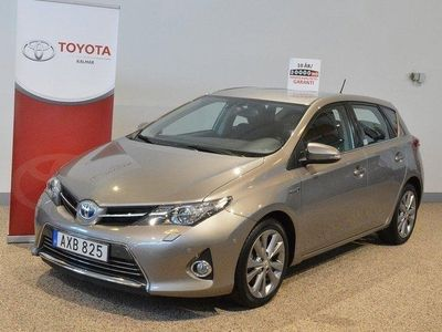 begagnad Toyota Auris Hybrid 1.8 5dr Executive Automat