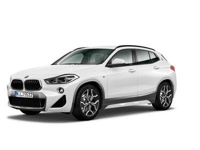 brugt BMW X2 xDrive 20d M-Sport X Navi/ Drag/ Inn