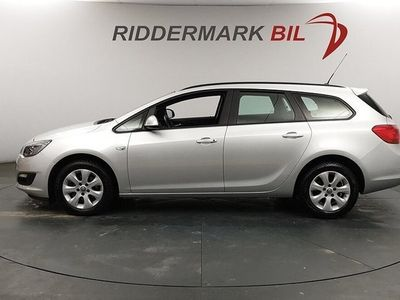 begagnad Opel Astra Sports Tourer 1.6 CDTI Eu6 Nyservad