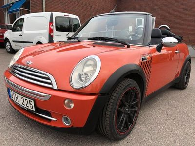 begagnad Mini One Cabriolet
