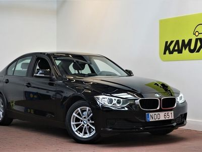 begagnad BMW 320 xDrive Sedan Manuell, 184hk, 2013