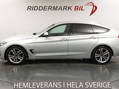begagnad BMW 320 Gran Turismo d xDrive, F34 (184hk) Sport line
