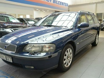 begagnad Volvo V70 2.4 Business 2001, Kombi Pris 17 900 kr