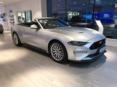 begagnad Ford Mustang GT 5.0 V8 (451hp) Convertible -A