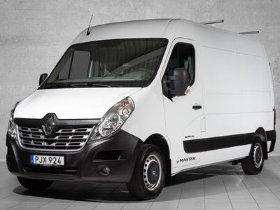 begagnad Renault Master Skåp phII Nordic 145 L2H2 f