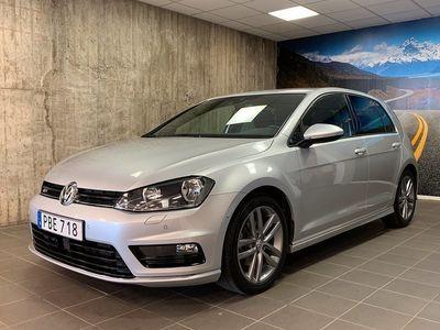 begagnad VW Golf 2.0 TDI 4Motion R-line *Dieselvärmare*