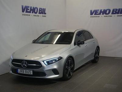 used Mercedes A180 d 7G-DCT Euro 6 116hk