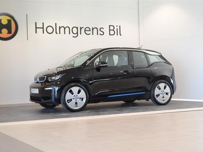 begagnad BMW i3 120Ah Charged Navi Fast Charge