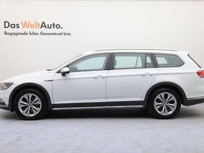 begagnad VW Passat Alltrack Sportscombi TDI190 DSG Elstol