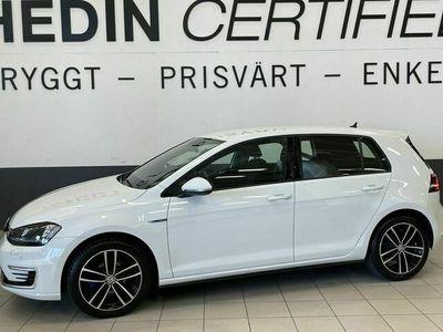 begagnad VW Golf GTE 1.4 TSI DSG PLUG - IN / CARPLAY / V - HJUL
