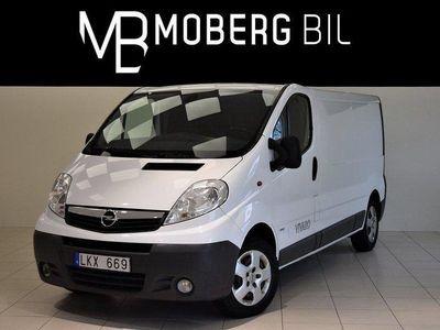 begagnad Opel Vivaro 2.0 CDTI 114hk L2 Drag 7741MIL