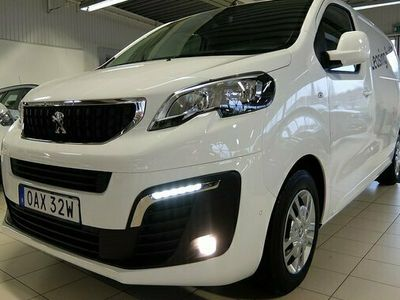 begagnad Peugeot Expert PRO L2 Automat 2.0L BlueHdi 2019, Transportbil 311 250 kr