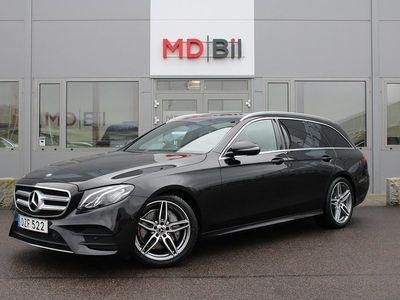 brugt Mercedes E200 Kombi AMG Drag Panorama