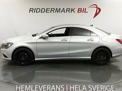 begagnad Mercedes 220 CLA BenzCDI Euro6 B-kamera Välservad 2014, Sportkupé Pris 218 900 kr