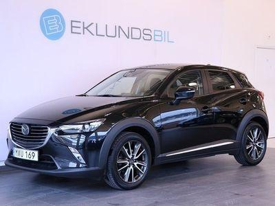 gebraucht Mazda CX-3 2.0 Optimum Navi (120hk)