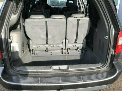 begagnad Chrysler Grand Voyager 3.3