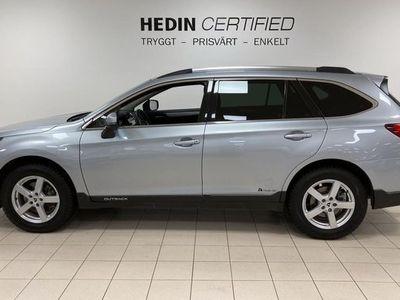 begagnad Subaru Outback 2.5i Aut AWD Active 2019, Kombi Pris 284 900 kr