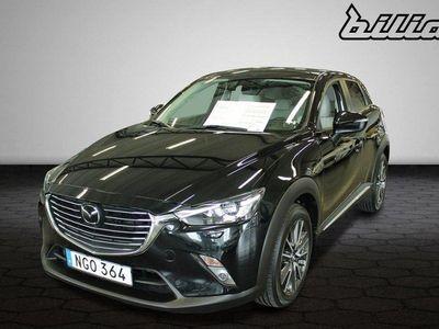 usata Mazda CX-3 2,0 120 hk Aut Optimum /Se utrustning/