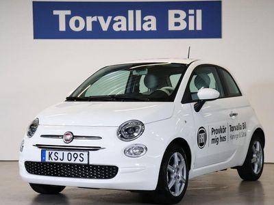 begagnad Fiat 500 Launch Edition M-hybrid 1.0 70hk Serie 8
