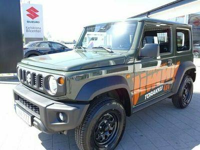 begagnad Suzuki Jimny TORAKKU 1,5 ALLGRIP 4x4 Beställning 2021, SUV Pris 214 900 kr
