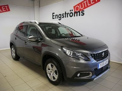 begagnad Peugeot 2008 1.2 PureTech 110hk