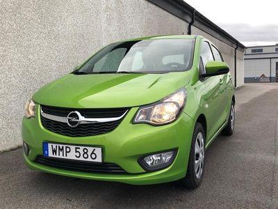 begagnad Opel Karl Enjoy 1.0 /75hk Halvkombi
