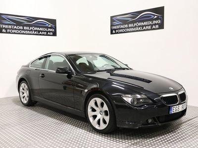 begagnad BMW 630 i Coupé COUPE AUTOMAT 258HK 2,95% 1113kr/mån