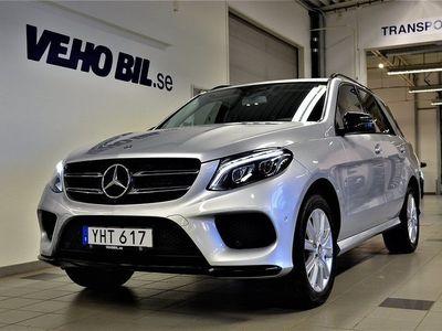 begagnad Mercedes GLE350 d/4Matic/Automat/Parkeringsvärmare/Minnespaket/Comand Online