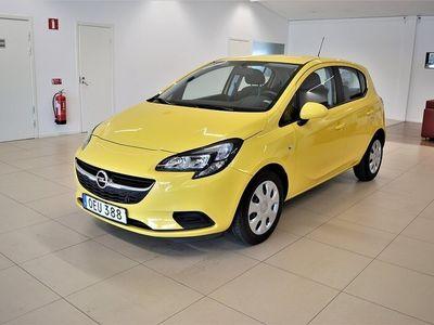 begagnad Opel Corsa 1.4 90hk Värmare V-hjul LEASEBAR SVsåld