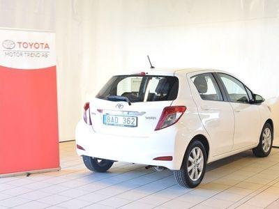 begagnad Toyota Yaris 1.0 Active (3500mil)