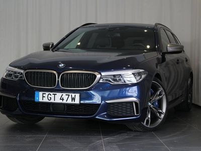 begagnad BMW M550 dA xDrive Touring Ultimate Edition 2019, Personbil 788 900 kr