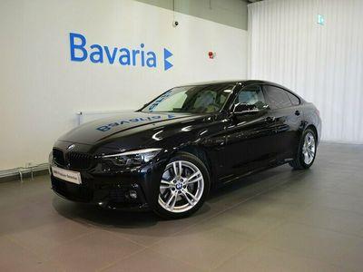 begagnad BMW 440 i xDrive Gran Coupé M-Sport Innovation Edt Parking