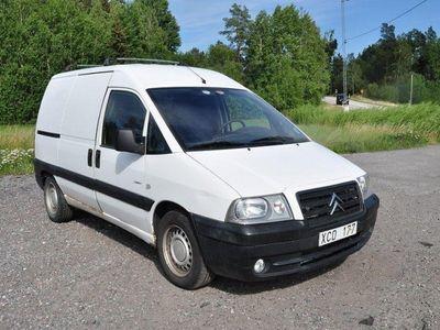 begagnad Citroën Jumpy Van 2.0 JTD 109hk