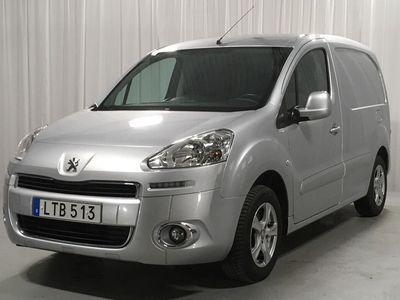 brugt Peugeot Partner 1.6 e-HDI Skåp (90hk)
