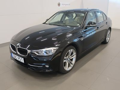begagnad BMW 330 i Sedan / Sport Line / Connected