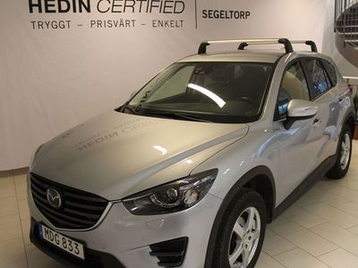 used Mazda CX-5 2,2DE 175HK EURO6 AUTO AWD OPTIMUM -16