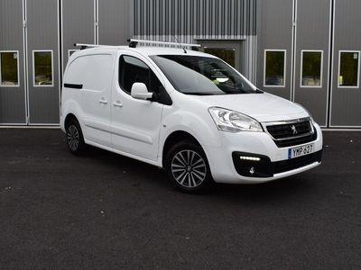 begagnad Peugeot Partner 1.6 HDI Euro 6 Nyservad Lågmi