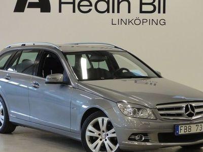 begagnad Mercedes 180 C-KlasasKompressor Aut Drag