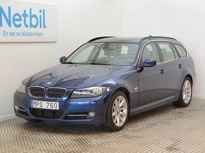 begagnad BMW 335 i xDrive 306hk Navi / Skinn / Panoram